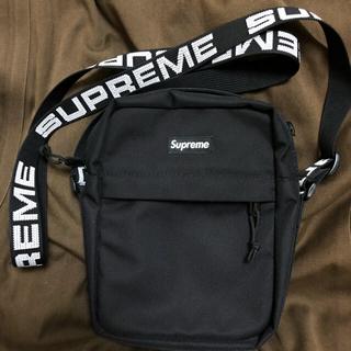 Supreme - Supreme シュプリーム 18SS ショルダーバッグ ブラック