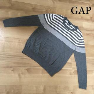 ギャップ(GAP)の【 本日出品終了最終価格・即購入大歓迎 】メンズ ・ GAP ニット(ニット/セーター)