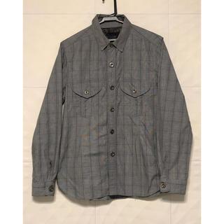 カウンターカルチャー(Counter Culture)の28 M)Custom Culture チェックシャツ 44(シャツ)