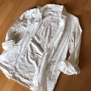 ギャップ(GAP)のGAP リネンシャツ (シャツ)