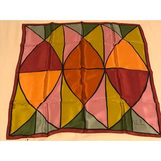 シビラ(Sybilla)のSybilla シビラ スカーフ シルク100%(バンダナ/スカーフ)