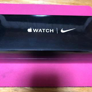Apple Watch - APPLE WATCH5 NIKE 40mm
