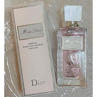 Dior - 新品】DIOR ヘアミスト コロン 香水
