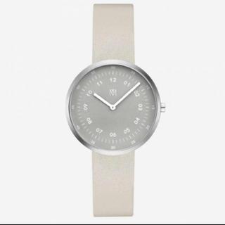 ビューティアンドユースユナイテッドアローズ(BEAUTY&YOUTH UNITED ARROWS)のMaven Watchs /SMOKE GREEN OFFWHITE 34mm(腕時計)