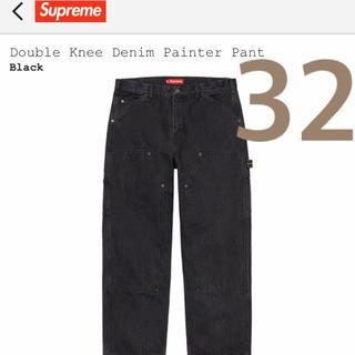 シュプリーム(Supreme)のSupreme Double Knee Denim Painter Pant32(ペインターパンツ)