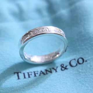 Tiffany & Co. - Tiffany & Co. リング 1837 11号