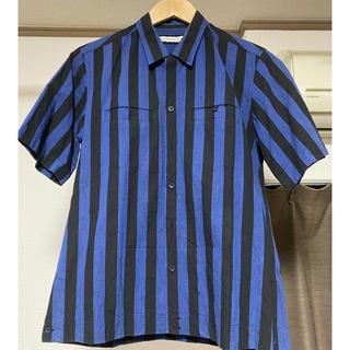 ジョンローレンスサリバン(JOHN LAWRENCE SULLIVAN)の『最終値下げ)JOHNLAWRENCESULLIVAN シャツ 34(シャツ)