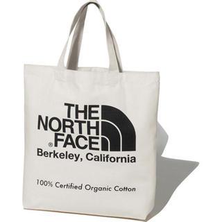 ザノースフェイス(THE NORTH FACE)の【新品未開封】ノースフェイス TNF オーガニックコットントート NM81971(トートバッグ)