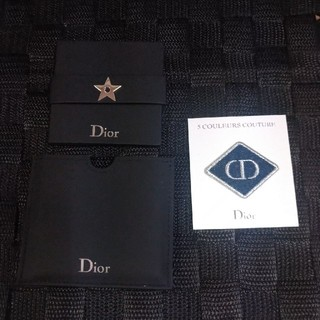 Dior - Dior/ディオール ミラー/ワッペン ノベルティ