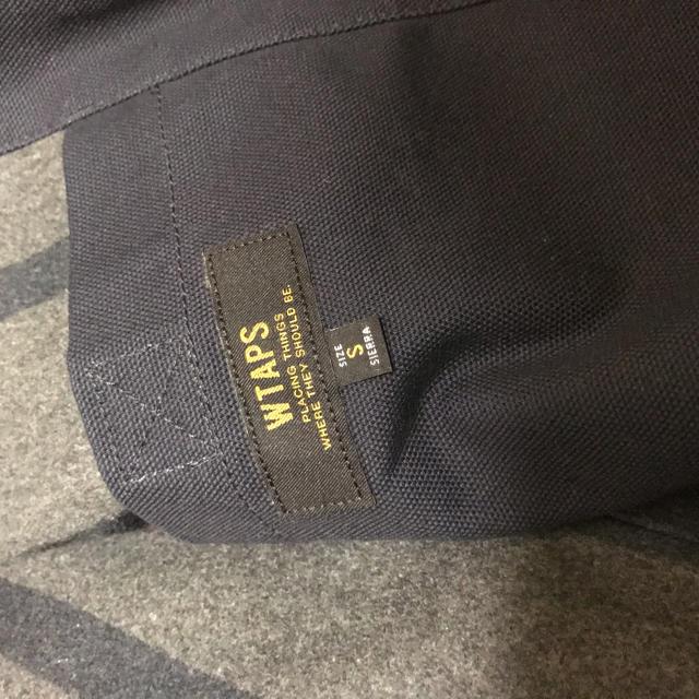 W)taps(ダブルタップス)の【即購入可能】wtaps carhartt sサイズ メンズのジャケット/アウター(ブルゾン)の商品写真