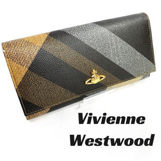 Vivienne Westwood - 【良品】ヴィヴィアンウエストウッド Vivienne 長財布 オーブ