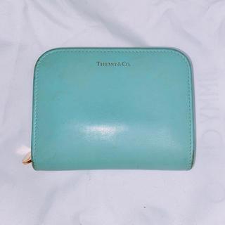 ティファニー(Tiffany & Co.)の【Tiffany】コンパクトウォレット(折り財布)