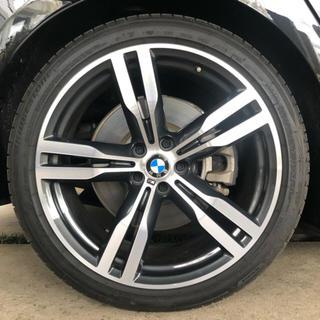 ビーエムダブリュー(BMW)のBMW 7シリーズ G11 純正ホイールM648 4本セット キズ確認画像付き(タイヤ・ホイールセット)