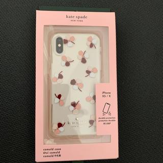 ケイトスペードニューヨーク(kate spade new york)の新品ケイトスペードiPhoneケース XR X(iPhoneケース)