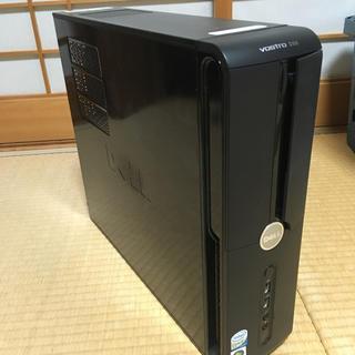デル(DELL)の【ジャンク】DELL Vostro 200【電源ボタン故障】(デスクトップ型PC)