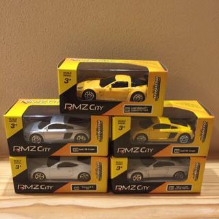 RMZCITY ミニカー5個セット