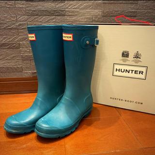 ハンター(HUNTER)のハンター 長靴 オリジナルキッズ(長靴/レインシューズ)