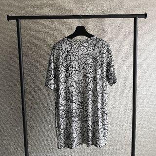 ラッドミュージシャン(LAD MUSICIAN)のlad musician スプレーTシャツ(Tシャツ/カットソー(半袖/袖なし))