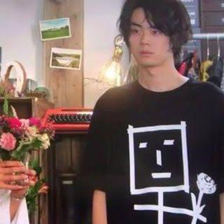 ラッドミュージシャン(LAD MUSICIAN)のlad musician tシャツ 黒(Tシャツ/カットソー(半袖/袖なし))