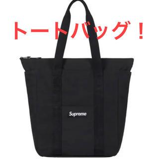 Supreme - Supreme Canvas Tote Black トートバック 黒