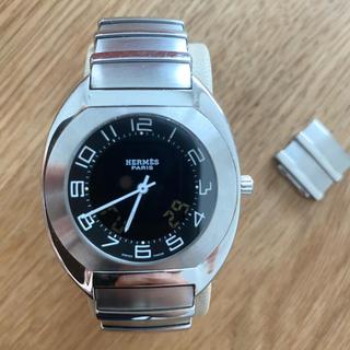 エルメス(Hermes)のエルメス エスパス メンズ時計(腕時計(アナログ))