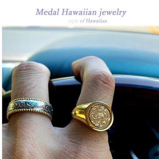 【316L】Hawaiian jewelry  round  ring