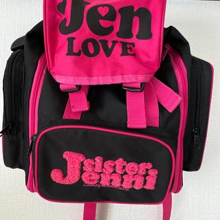 ジェニィ(JENNI)のSISTER ❤︎ JENNI ジェニィ リュック バックパック 女の子(リュックサック)