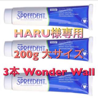 Amway - 【HARU様専用】アムウェイ Amway スプリーデント 歯磨き粉200g 3本