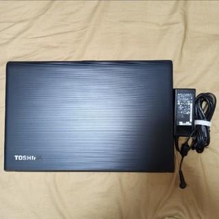 東芝 - DynaBook Satellite B554M RAM4GBSSD120GB