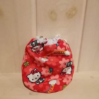 ハローキティ(ハローキティ)のキティ♥巾着ラストsale♡(その他)