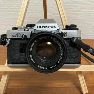 OLYMPUS - OLYMPUS OM10 ジャンク レンズ付き