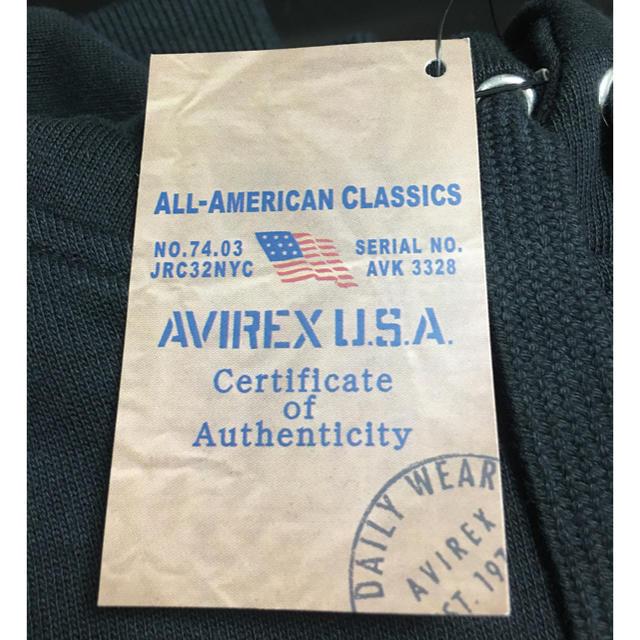 AVIREX(アヴィレックス)の【ウメ様専用】AVIREX DAILY PULL PARKA メンズのトップス(パーカー)の商品写真