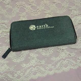 アースミュージックアンドエコロジー(earth music & ecology)のアースミュージック&エコロジー 雑誌付録長財布(財布)