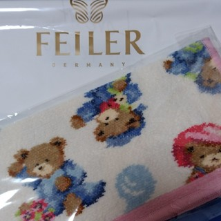 FEILER - 【新品】フェイラーハンカチ