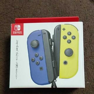 Nintendo Switch - Nintendo Switch Joy-Con ジョイコン ブルー&ネオンイエロ