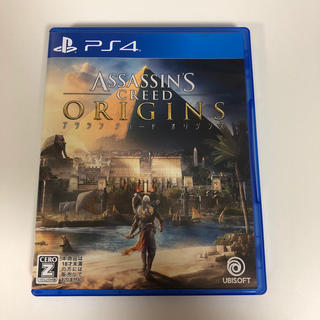 PlayStation4 - PS4 アサシンクリード オリジンズ