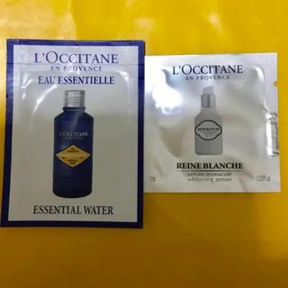 ロクシタン(L'OCCITANE)のロクシタン サンプル(サンプル/トライアルキット)