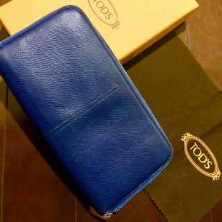 トッズ(TOD'S)のTOD'S 長財布(財布)