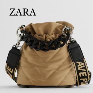 ZARA - ZARA♡キルティングショルダーバッグ