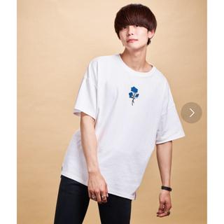 ハレ(HARE)のバラシシュウビッグTシャツ Sサイズ(Tシャツ/カットソー(半袖/袖なし))