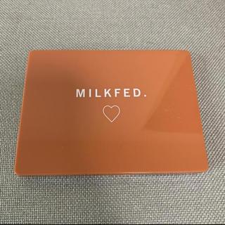 ミルクフェド(MILKFED.)のMILKFED. メイクパレット ※ネイルBiBi様専用(コフレ/メイクアップセット)