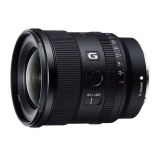 SONY - 9月限定【新品】SONY FE 20mm F1.8 G SEL20F18G