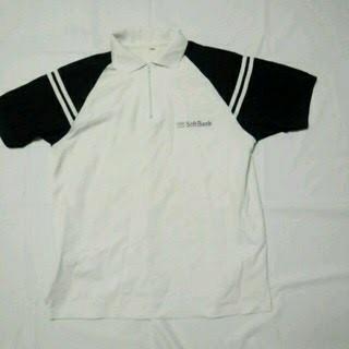 ソフトバンクモバイル ユニフォーム ポロシャツ