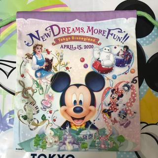 Disney - 新エリア きんちゃく ディズニー