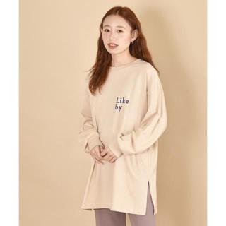 ダブルクローゼット(w closet)のw closet ロングTシャツ(Tシャツ(長袖/七分))