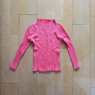 お値下げ リブメロウ カットソー トップス 長袖(Tシャツ/カットソー)