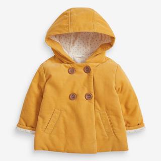 ネクスト(NEXT)の新品❣️ネクスト コーデュロイ フード付きジャケット オークル(ジャケット/コート)