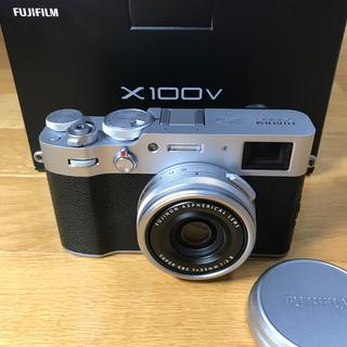 フジフイルム(富士フイルム)のミール様専用 fujifilm x100v(コンパクトデジタルカメラ)