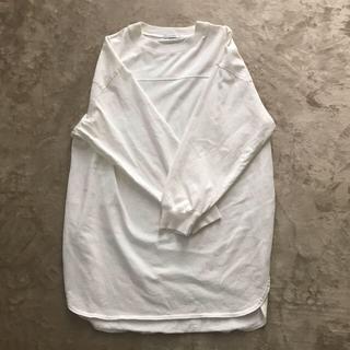 ジーナシス(JEANASIS)のビッグキリカエロンT(Tシャツ/カットソー(七分/長袖))