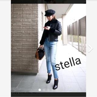 IENA - アッパーハイツ★ステラ(25) the stella ガールフレンドデニム